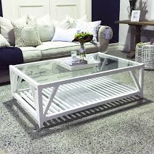 coffee table rectangular coffee table with tubular brass frame and