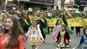 birmingham s st s day celebrations attract thousands