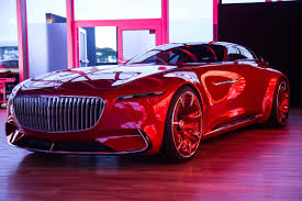 mercedes maybach 2016 vision mercedes maybach 6 concept car first look 2016 monterey