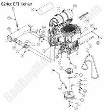 2015 outlaw u0026 outlaw extreme engine kawasaki fx 730v diagram
