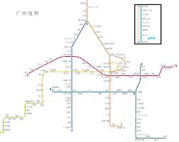 Guangzhou Subway Map by File Guangzhou Metro Map Zh Hans Svg Wikimedia Commons