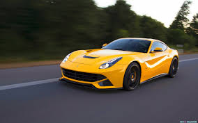 yellow f12 f12 novitec yellow cars widescreen wallpapers hd