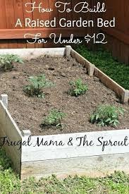 best way to build raised garden beds u2013 exhort me