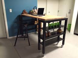 ikea kitchen island hack breathingdeeply
