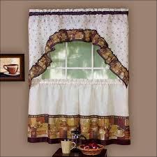 Kitchen Curtains Walmart by Kitchen Target Blackout Curtains Walmart Kitchen Curtains