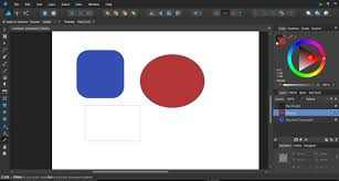 how to use the colour picker tool in affinity designer design