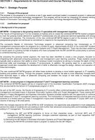 Sample Information Technology Resume by Information Technology Proposal Template Virtren Com