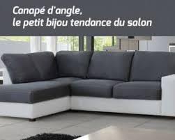 tendance canapé canapé conforama pour un salon chic et tendance topdeco pro