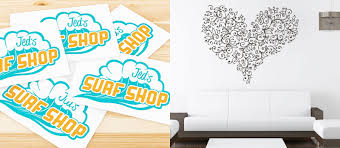 interior signage custom wall graphics printology custom stickers and decals printology