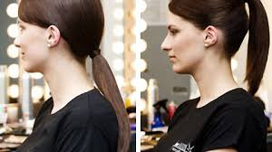 Frisuren Lange Haare Zopf by Frisuren Mittellang Pferdeschwanz Mal Neu Fem Com