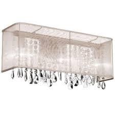 Crystal Bathroom Vanity Light by Latest Crystal Vanity Light Crystorama Bathroom Vanity Light