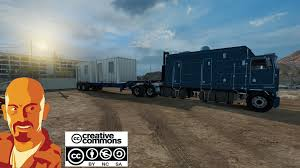 Oversize Load Flags Kenworth K100 1 30 X Truck Euro Truck Simulator 2 Mods