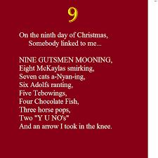 18 Plus Memes - the twelve memes of christmas pg 18 by angusmctavish on deviantart