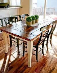 farmhouse dining table legs stylish farmhouse dining tables airily romantic or casual and cozy