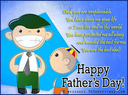 fathers day greetings from happy fathers day images