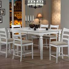 Patio High Table And Chairs Dining Room Great Balboa Counter Height Table Stool 3 Piece Set