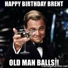 Toothless Meme - old man balls birthday meme best ball 2018