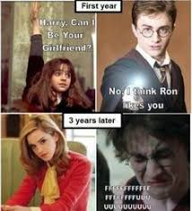 Hermione Granger Memes - inappropriate harry potter memes jokes pictures gifs harry