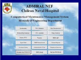 cmms medical equipment database screen figure 2 of 2