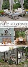 Diy Patio Designs by Our Patio Reveal Prodigal Pieces