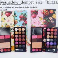 Eyeshadow Dompet jual pocket make up pallete small eyeshadow dompet harga