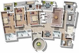 plan appartement 3 chambres colina mar tanger votre résidence de prestige à malabata