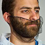 beard nets beard nets honeycomb black 500 science lab beard