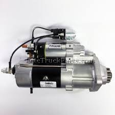 paccar truck parts feature paccar starter d61 6005 001 petetruckparts com
