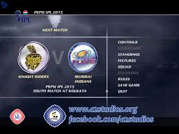 pepsi ipl 8 2015 patch for ea sports cricket07 cricket games 2017