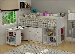 Full Loft Bed With Desk Plans Free by Bedroom Loft Bunk Bed With Futon Chair And Desk Corliving