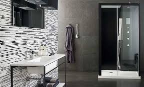 black bathroom tile ideas bathroom tiles designs and colours with black and white combination