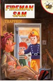 buzz book fireman sam 15 penny u0027s aid drill hardcover