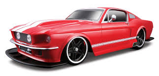 remote control rc 1967 ford mustang eleanor rod car
