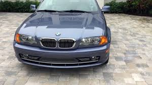 2003 bmw 330 for sale 2002 bmw 330ci convertible for sale by auto europa naples