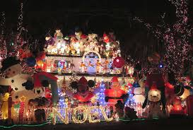 Christma Lights Best Lights Displays In Virginia Wtop