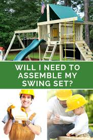27 best how to build your own swing set images on pinterest