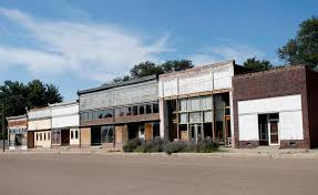 small town america abandoned small town america editorial photography image of