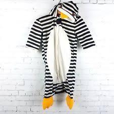 Infant Penguin Halloween Costume Baby Penguin Costume Ebay