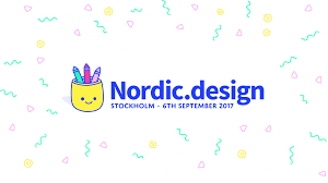 nordic design is a one day conference all about ux ui design