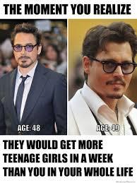 Robert Downey Jr Meme - robert downey jr and johnny depp weknowmemes