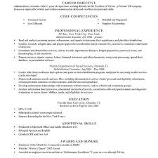 Resumes Objective Samples by Download Writing A Resume Objective Haadyaooverbayresort Com