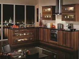 replacement kitchen cabinet doors b q plum style shaker replacement kitchen cupboards doors clearance prices ebay