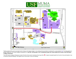 map usf mohamad ali hasbini doctor of business administration suite ribbon