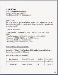 Sample Resume Headlines by Resume Headline For Fresher Mca 5587