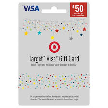 purchase gift card visa gift card 50 5 fee target