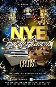 new year s family fireworks cruise the sundancer yacht new