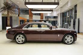 roll royce red used madeira red rolls royce ghost looks as good as new