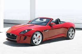 jaguar xk type car picker red jaguar f type