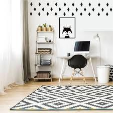 home decor scandinavian nordic style wall decal fox wall stickers scandinavian style art