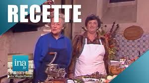 la cuisine de maite recette les escargots à la gasconne de maïté archive ina
